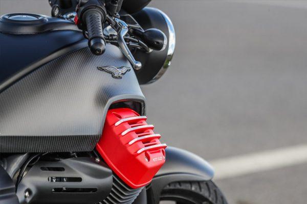 Moto Guzzi Audace Carbon